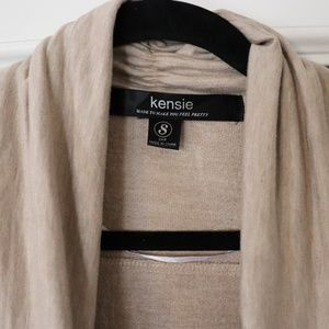 Kensie Tops - Kensie Vest